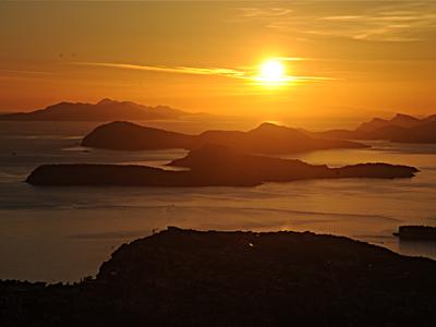Im Paradies der 1185 dalmatinischen Inseln