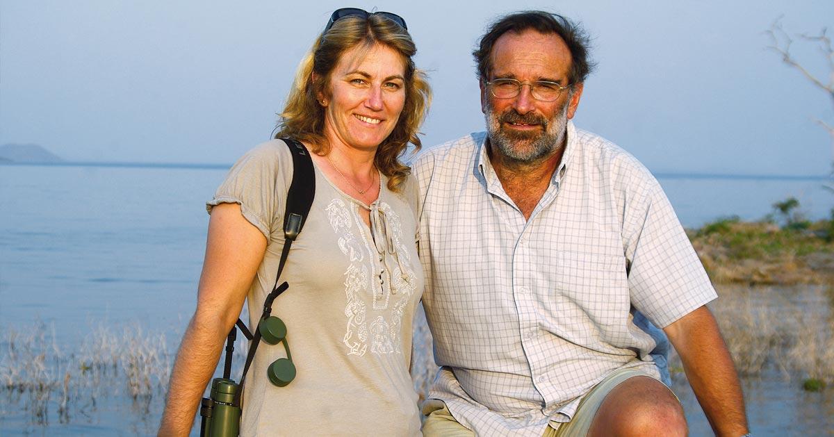 Marielle et Christian